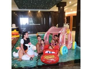 Семейна идилия за Роналдо