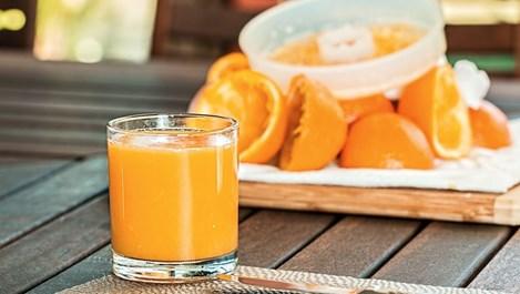Фрешът от портокал е опасен за здравето