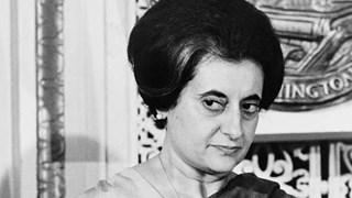 Индира Ганди - Желязната лейди на Индия, намерила смъртта си от ръцете на свои