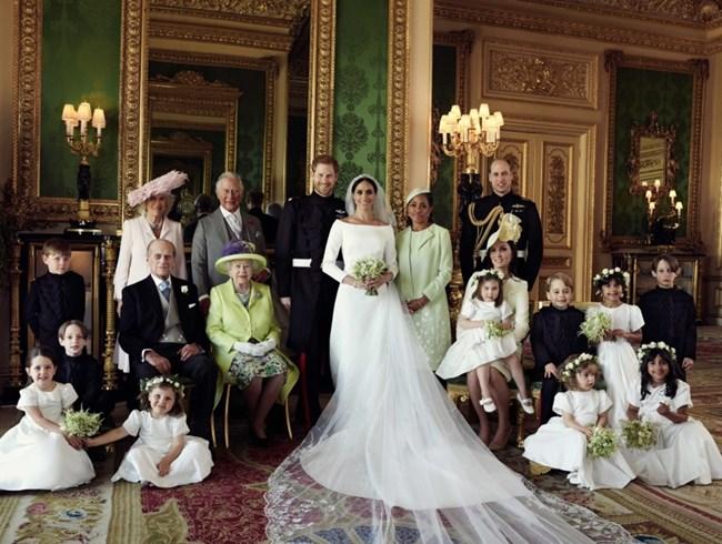 СНИМКИ: Twitter/ Kensington Palace