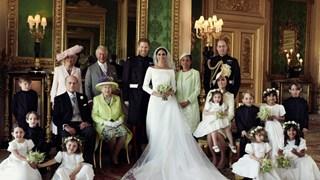 Официалните снимки от кралската сватба