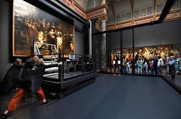 Белгиец, купил без да знае картина на Рембранд за 500 евро, я продава за 30 млн.