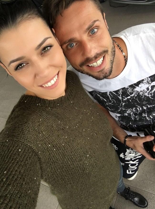 Ралица Паскалева заедно с Тодор Салпаров