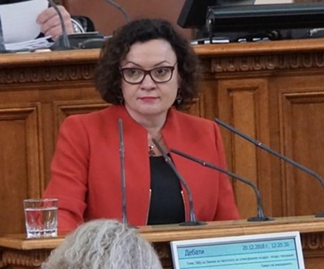 Ивелина Василева: Кръговата икономика е важна за България и ключова за Европа