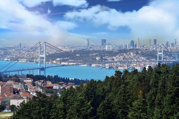 """Класация на """"Форбс"""": Истанбул е най-добрият град за живеене"""