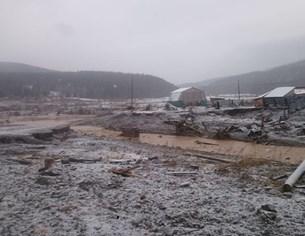 Най-малко 15 са загиналите след скъсване на дига в Красноярския край на Русия