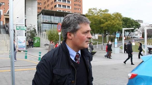 "Коронавирус и в ""Барселона"""