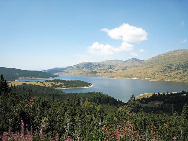 Строим най-голямата водна каскада на Балканите
