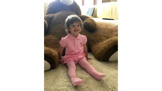 Дъщерята на Емилия - Мира стана на 2 годинки