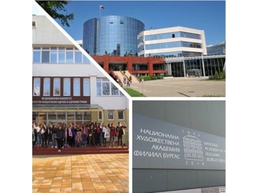 Бургаският кмет предлага повече студенти да получават общинска стипендия