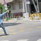 Терзийски лови такси с айран