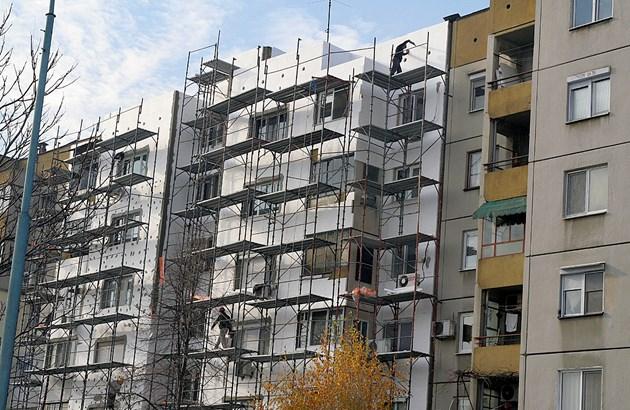 Фокусът в новите проекти за саниране ще е върху тяхната устойчивост