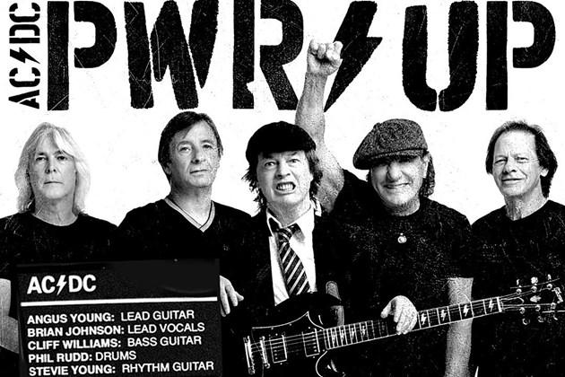 """""""Power Up"""" на  австралийска група AC/DC  беше обявен за най-бързо разпродаденият албум досега през 2020 г."""