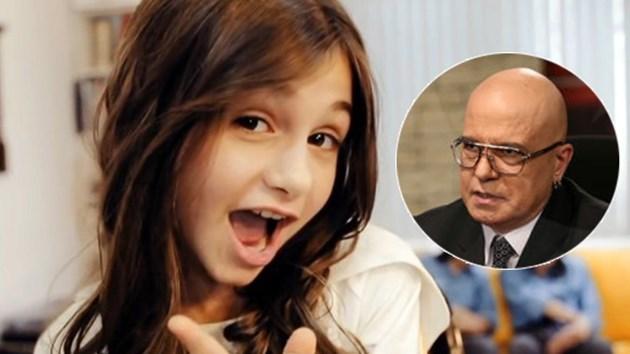 Бащата на Крисия  скъсал договора й със Слави Трифонов