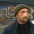 Мъж е с отхапан нос след спор на пътя в София