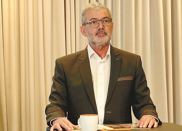 Димитър Димитров презентира хибридите на KWS