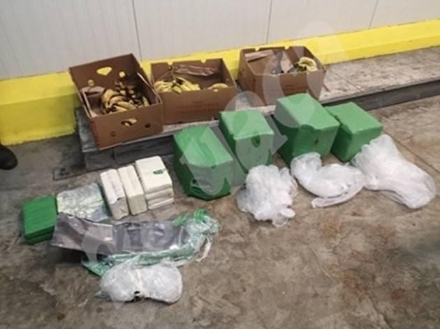 Тарашат всички складове в страната на фирмата получател на бананите с кокаин