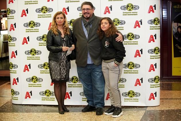 Семейството на Геро е щастливо с успехите му / Снимка:Пламен Кодров