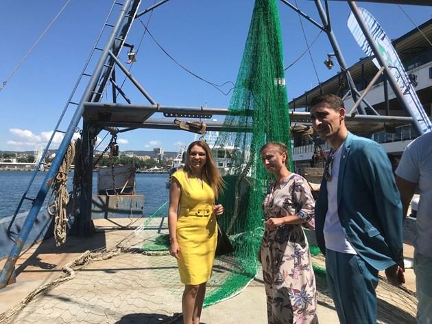 147 искат помощ от рибарската програма