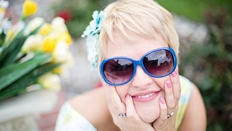 Типове очила за различните форми на лицето (галерия)