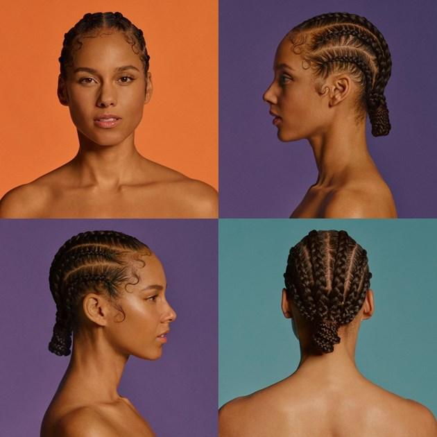 Alicia Keys представя седмия си студиен албум - Alicia
