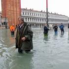 Венеция под 187 см вода, 6 м вълни заливат Хърватия