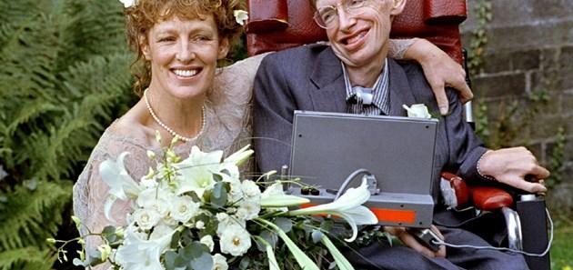 Първата съпруга на Стивън Хокинг се страхувала, че сексът може да го убие