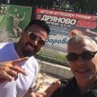 Благо Георгиев куфее на новия хит на DJ Theo