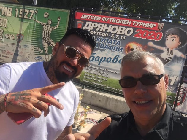 Благо Георгиев подкрепи новата песен на DJ Theo: Това е новият хит!