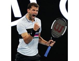 Григор с нова победа на Australian Open