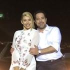 Ева Веселинова снима с гръцки певец