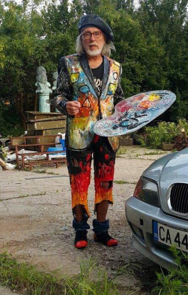 Ставри Калинов след новия обир: Много ме боли,откраднаха част от душата ми