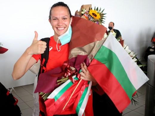 Станимира Петрова се готви за битка извън ринга