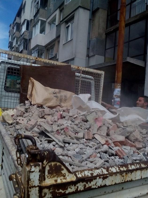 Как се третират строителните отпадъци?
