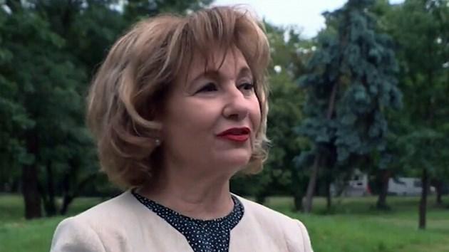 Майката на Мария Илиева в сериал на HBO