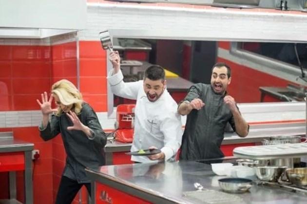 """Готвач на """"Манчестър Юнайтед"""" влиза в """"Кухнята на ада"""""""