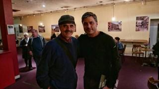 Владо Карамазов и Джеръми Айрънс в разговор за театъра