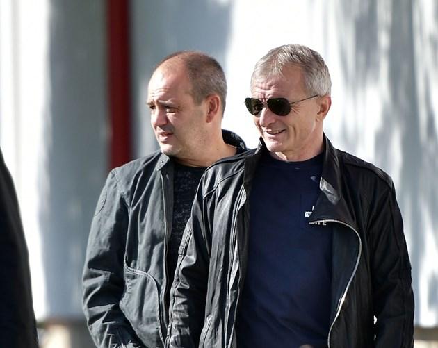 ЦСКА урежда петима нови