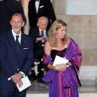 Княз Кирил на кралска сватба в Гърция