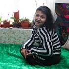 32-годишната Ася Кьорова, която плете с крака: Мама ме носи на гръб!