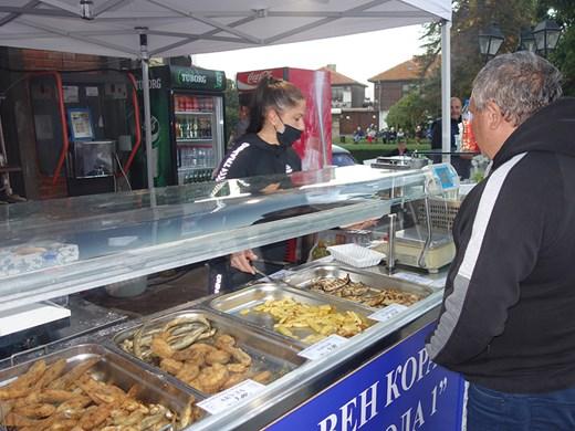 София отваря рибен пазар на жълтите павета