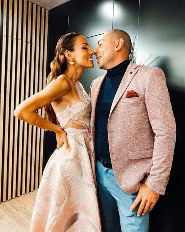 След 8 г. брак Ивет Лалова: Най-красивите години в живота ми