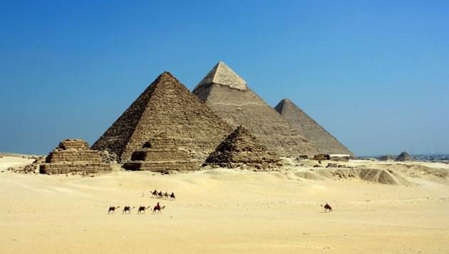 Нови пирамиди открити в Египет