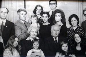 Семейството на Андрей Луканов