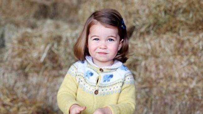 Британската принцеса Шарлот тръгва на детска градина през януари