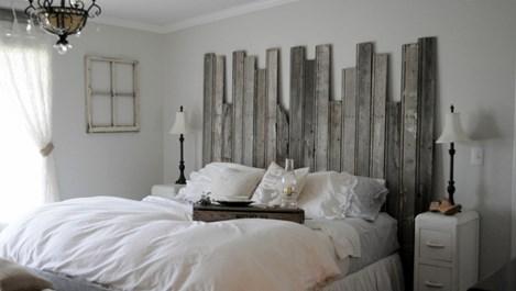 Идеи за ефектен гръб на спалнята (галерия)