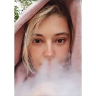 Ева Веселинова като розов дракон
