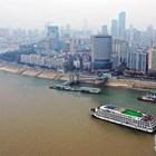 """7 круизни кораба по река Яндзъ се превръщат в """"хотели"""" за медиците в Ухан"""