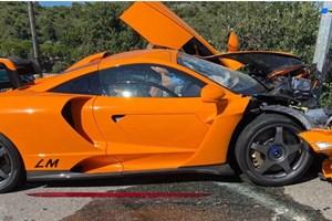 Бивш пилот от Ф1 разби автомобил за милиони в Монако