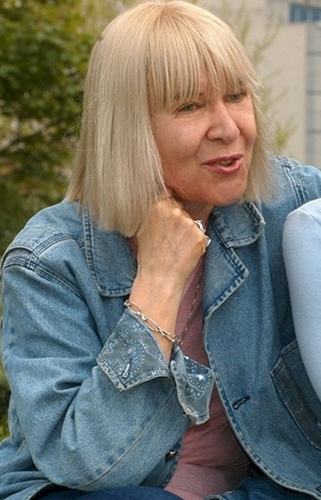 Легендарната Жоржета Чакърова: Мъжът ми пазеше документите за гробницата на Басет